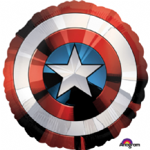 Avengers Shield Large Foil Balloon 1pc
